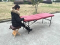 MT-002 metal massage table 4