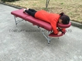 portable and light aluminium massage table-ALU-010