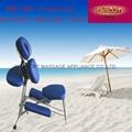 aluminium portable massage chair AMC-001 2