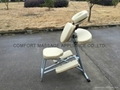 aluminium portable massage chair AMC-001 5