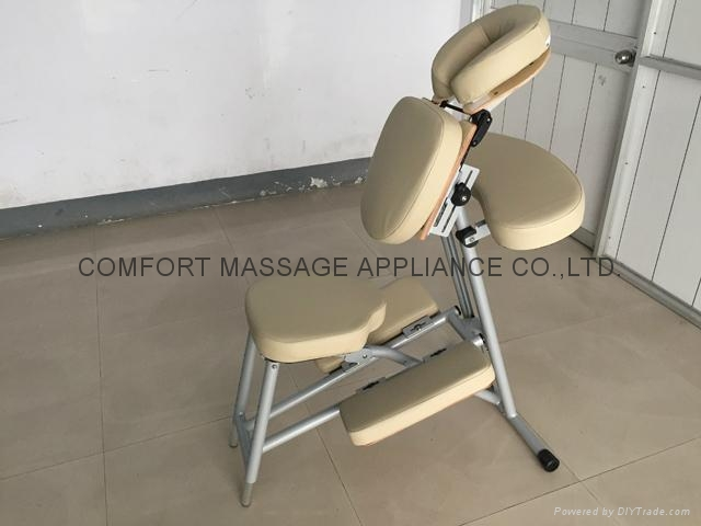 aluminium portable massage chair AMC-001 6