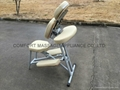 aluminium portable massage chair AMC-001 7