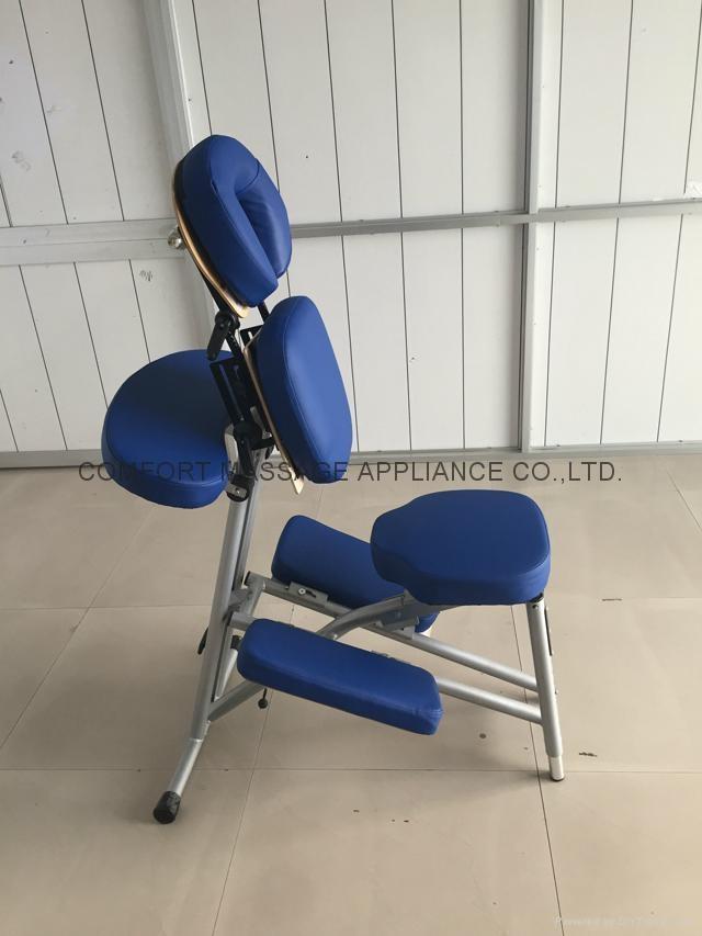 輕型鋁合金按摩椅AMC-001 3