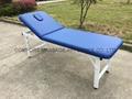 iron stationary massage table beauty bed 4
