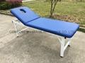 iron stationary massage table beauty bed 5