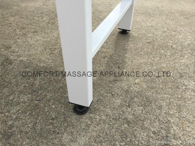 iron stationary massage table beauty bed 8