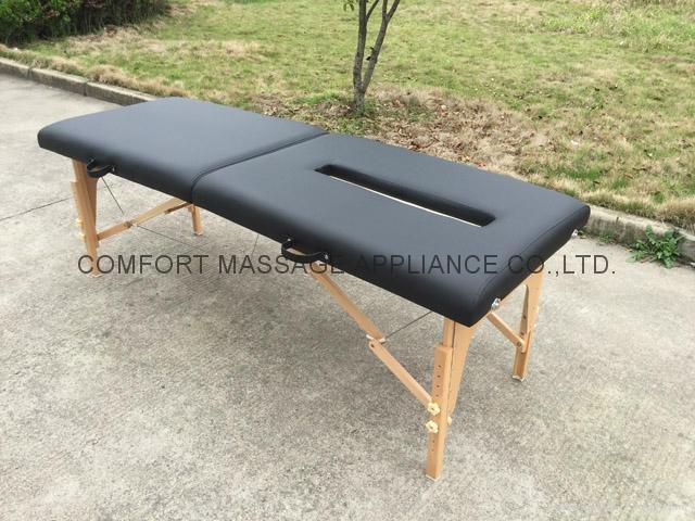 可折疊實木整脊床 美式整脊床脊柱梳理床 3
