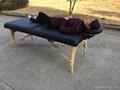 PW-002 孕婦木製折疊按摩床 7