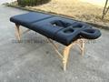 PW-002 孕婦木製折疊按摩床 8