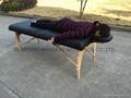 PW-002 孕婦木製折疊按摩床 9