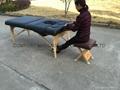 PW-002 孕婦木製折疊按摩床 10