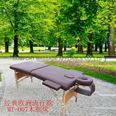 MT-007 wooden massage ta