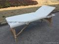 MT-009 wooden massage table 6