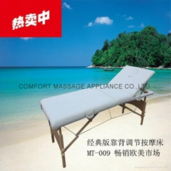 MT-009 wooden massage table