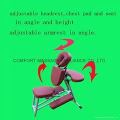 轻型优质铝合金按摩椅AMC-001