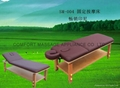 SM-004 stationary massage table with new