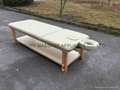 SM-004 stationary massage table with new concept desigh  2