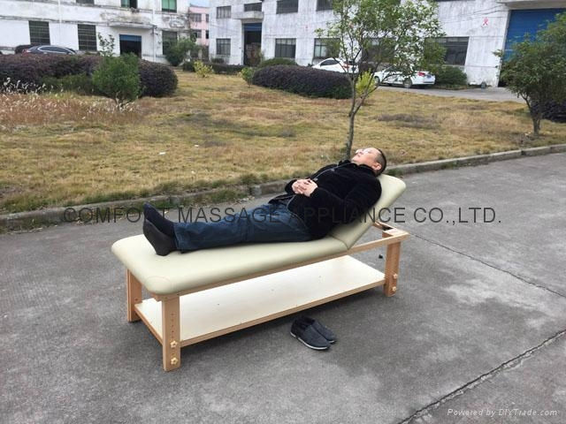 SM-004 stationary massage table with new concept desigh  6