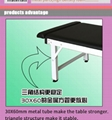 stationary disassembling chiropractic table 4