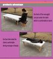 經典折疊木製按摩床MT-003