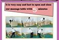 經典折疊木製按摩床MT-003 9