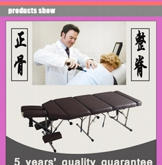 MTL-012 chiropractic table with dropping system