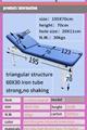 金属可拆卸固定按摩床美容床推拿床SM-008