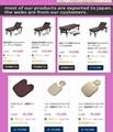 disassembling iron stationary massage table massage bed SM-008