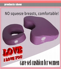 careset cushion for women massage cushion beauty cushion