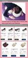 careset cushion for women massage cushion beauty cushion 5