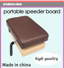 美式整脊頓壓板四肢關節矯正訓練板便攜式頓壓板小墜板