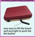 美式整脊頓壓板四肢關節矯正訓練板便攜式頓壓板小墜板 5