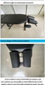 chiropractic table with adjustable height massage table examination table 5