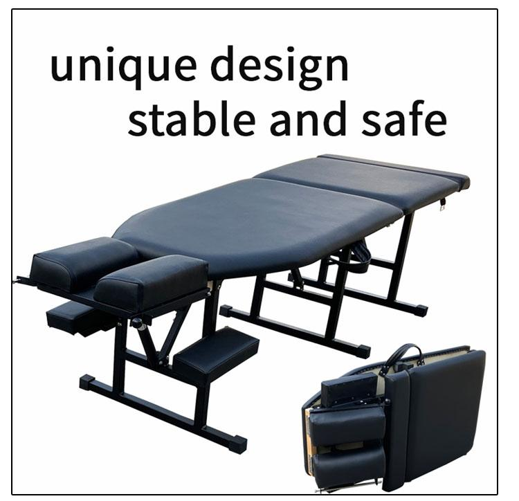 new chiropractic table MTL-018 stable and safe 1