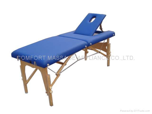 MT-009C木製按摩床 1