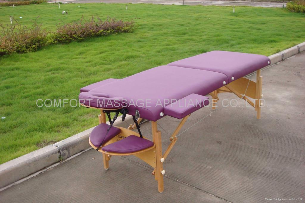 新款MT-006S-2木製按摩床 2