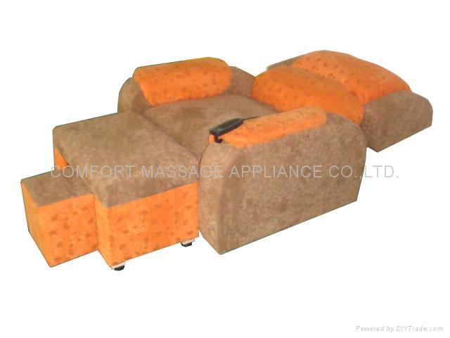 休闲电动足浴沙发 2
