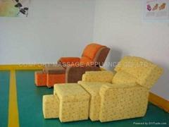 豪华电动足浴沙发3#布料