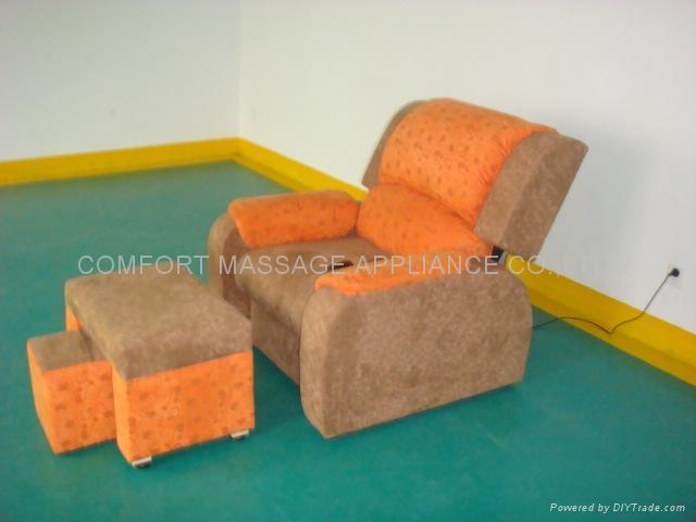 LEISURE FOOT BATH/MASSAGE  ELECTRIC SOFA WITH 2# AND 7# COLOR 3