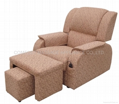 LEISURE FOOT BATH/MASSAGE ELECTRIC SOFA-Cloth NO.7