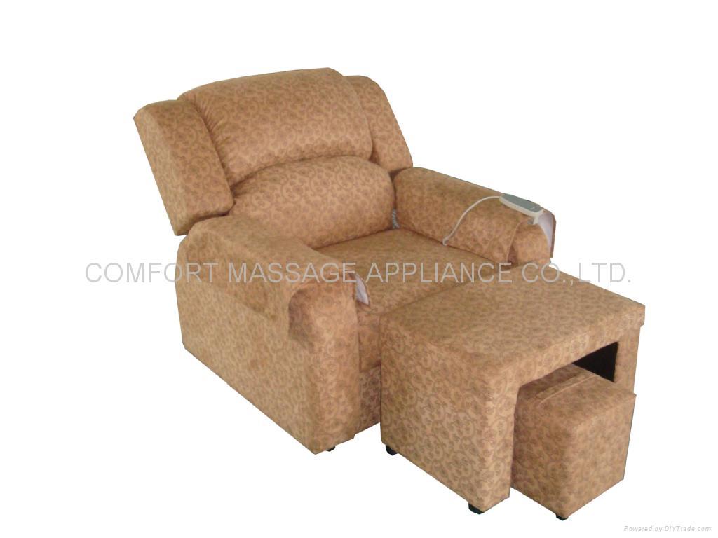 休闲电动足浴沙发 5