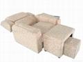 休闲电动足浴沙发-5号布料 2