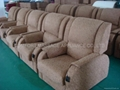 MASSAGE ELECTRIC SOFA-cloth No.7