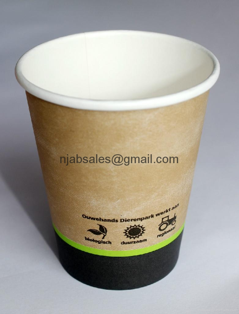 Vending Paper Cup for Europen Coffee machine 2