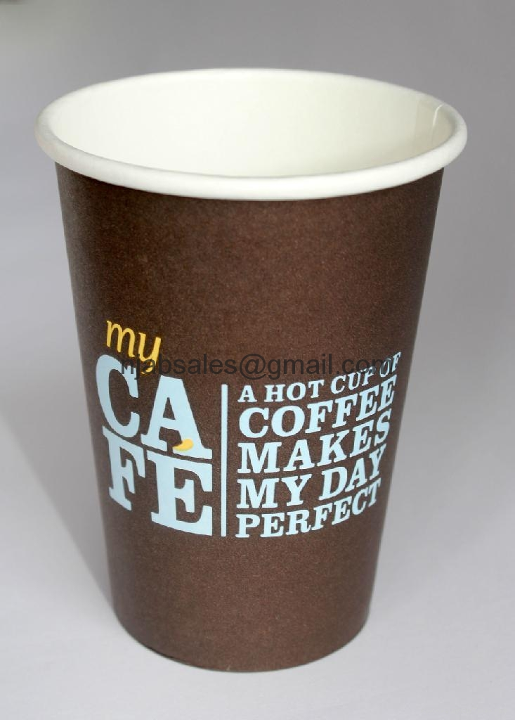 Vending Paper Cup for Europen Coffee machine 4