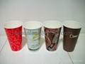 Paper Glasses - Disposable cold drinking paper cup 4