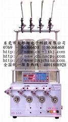 LX-048B   正面四軸CNC變頻繞線機