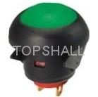 Plastic push button switch/push button/push on switch 4