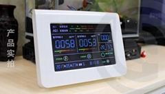 家用pm2.5顆粒物檢測儀 激光測霾儀