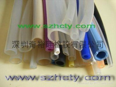 深圳硅膠管 2
